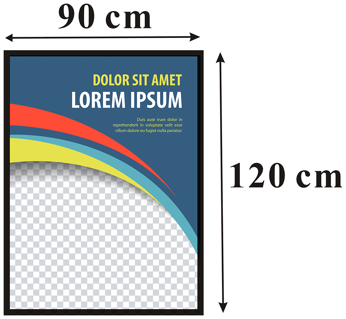 poster-size